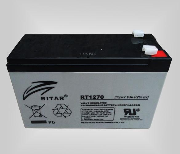 RT 1270E (12V7Ah)