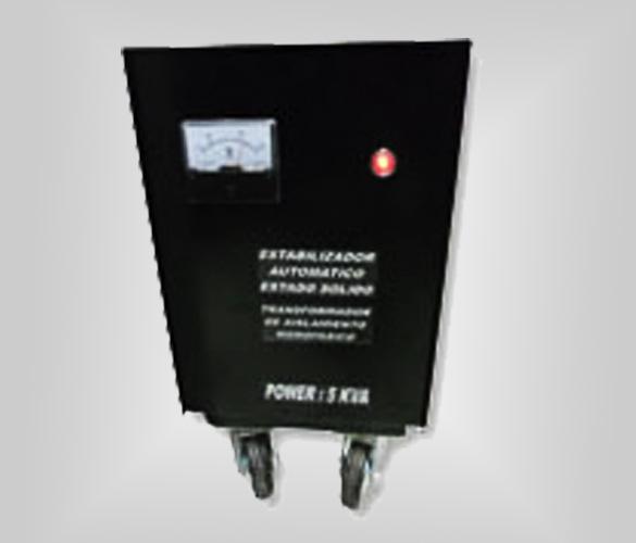 Estabilizador de voltaje monofásico