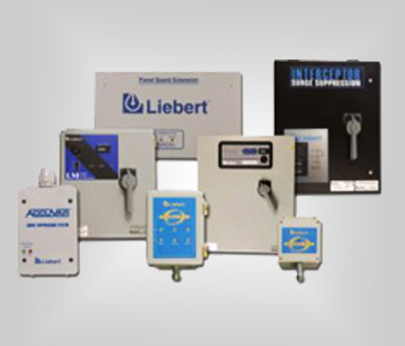 Liebert TVSS: The First Line of Defense -Product Overview