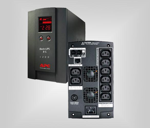 APC Back-UPS 1200VA LCD 230V