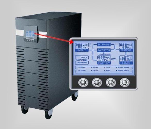 UPS HP9116C - SOROTEC 6-10KVA
