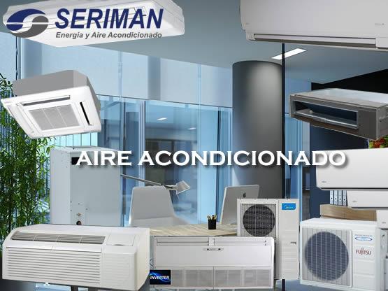 venta equipos de aire acondicionado